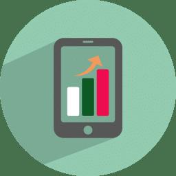 mobile-statistics-icon