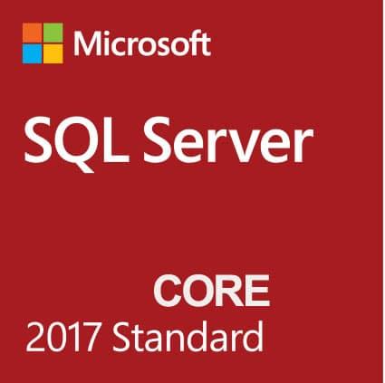 SQL-Server-2017-STD-core